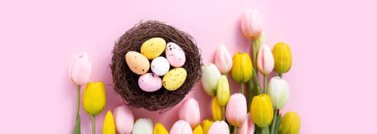 Pääsiäisenä palvelevat liikkeet