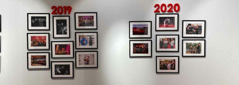 Red Carpet -festarin 5-vuotisnäyttely