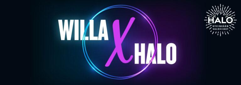Willa X Halo 28.-31.10.